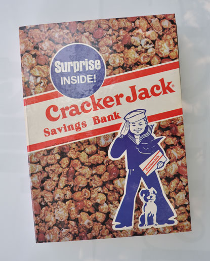 cracker jack portfolio case